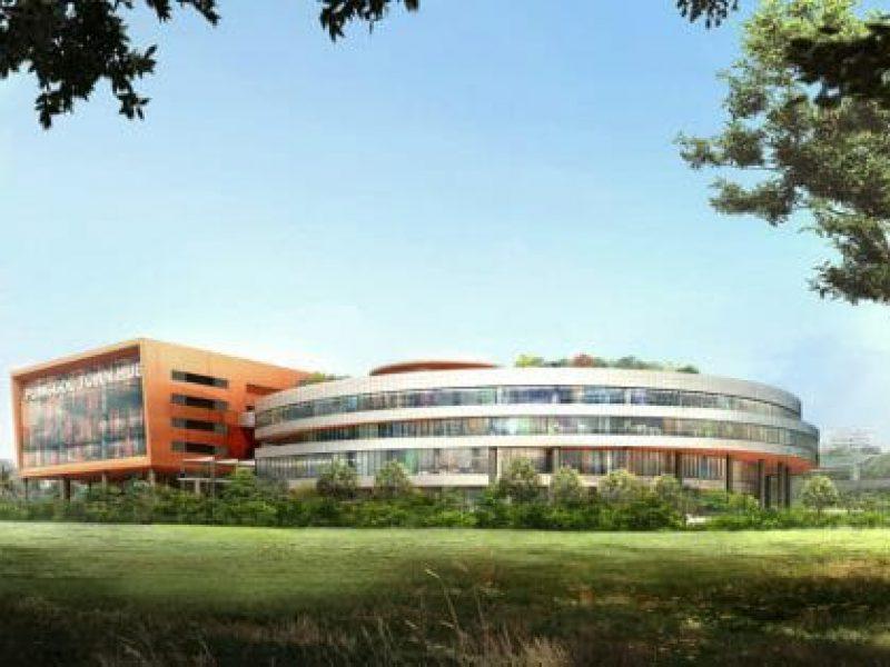 Key Projects 3 - Punggol Town Hub